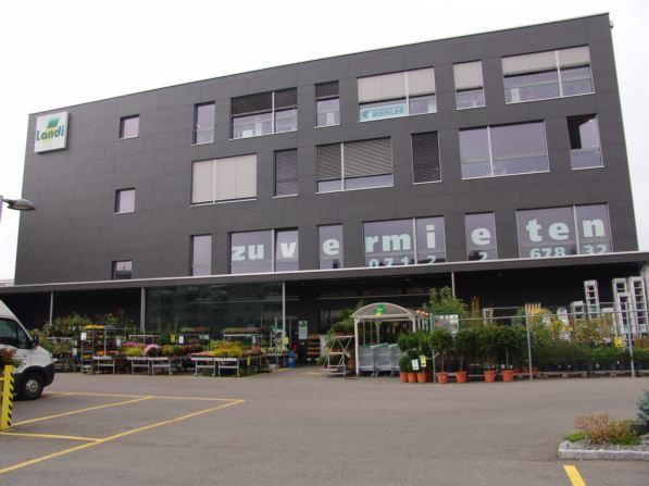 Gewerbefläche an bester Lage in nachhaltigem Gebäude