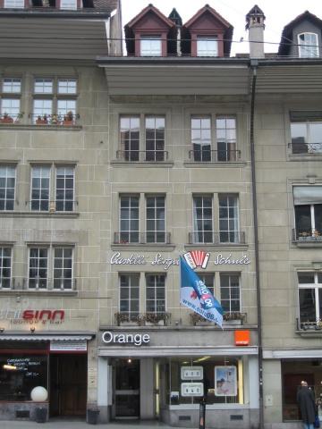 Büroräume am Kornhausplatz in Bern