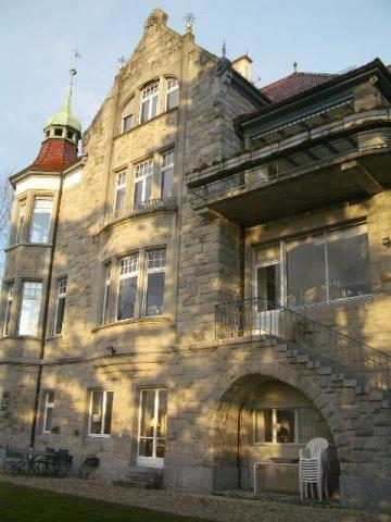 10.5 Zimmer Jugendstilvilla mit Seesicht und 3 Zimmer Gästew