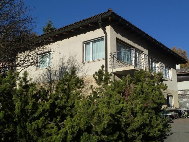 Alleinstehendes Einfamilienhaus an Top Lage in St.Moritz 11830724