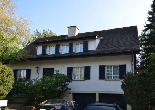 Freistehendes Einfamilienhaus auf dem Bruderholz 10716647