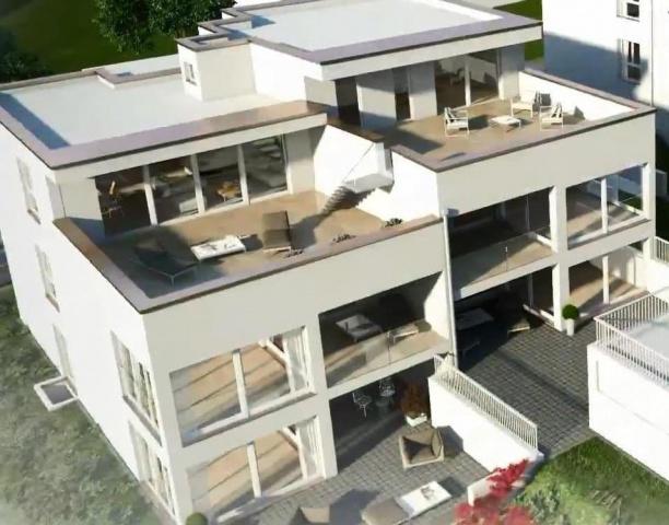 Neue, moderne und sonnige Top-Dachwohnung mit grossen Terras 10987635