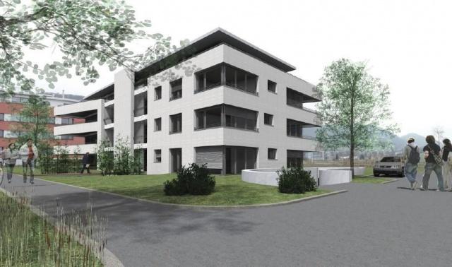 ERSTVERMIETUNG: Neue Wohnungen im EG, OG und Attika 11646343