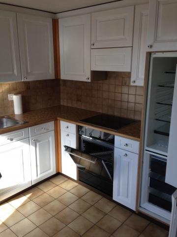 3.5 Zimmer Bijou-Wohnung mitten in Düdingen mit Garten 10643641