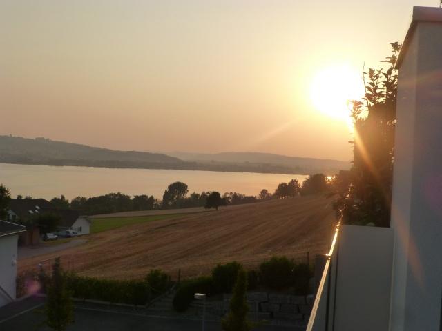 Wohnen mit traumhaften Sonnenuntergängen und Sicht auf See u 11607457