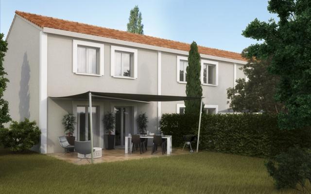 Maison neuve à Saint Genis Pouilly 12437232