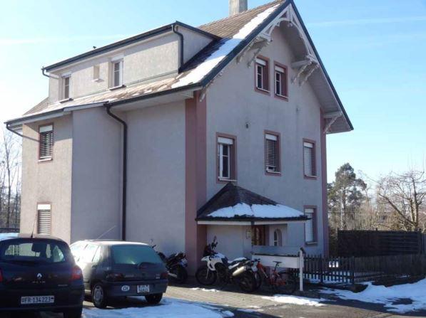 2 1/2 Zimmerwohnung plus geheizter Wintergarten 5455219