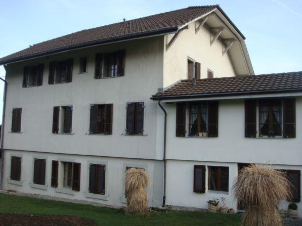An zentraler und doch ruhige Lage von Düdingen zu vermieten 11265285