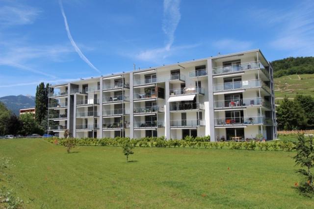 Bex, appartement de 4.5 pièces au 2ème étage 13914797