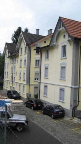 Neu renovierte 3-Zi-Wohnung mit herrlicher Aussicht 11018704