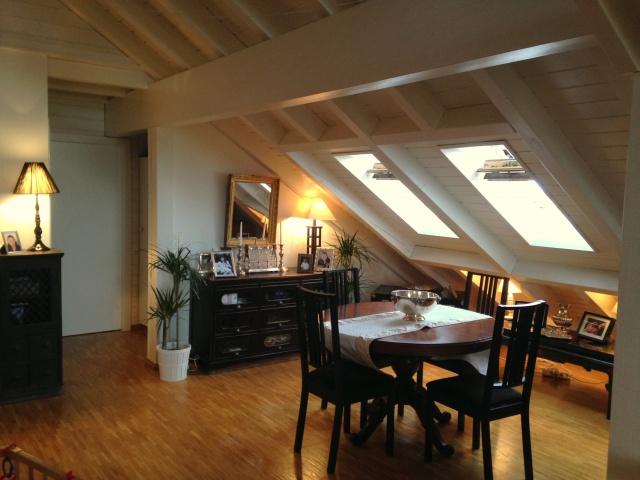 Meinier, Beau duplex en attique de 6.5 pièces 9933655