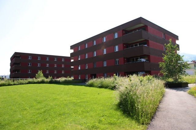 grosszügige 4 1/2-Zimmer-Wohnungen in einzigartier Überbauun 11266077