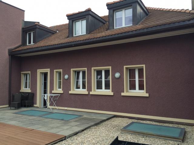 Appartement au centre de Cortaillod avec très grande terrass 12436428