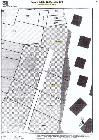 2 Bauparzellen in 3975 Randogne VS 11975596