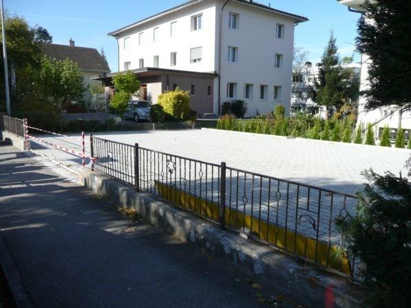 Aussenparkplätze an zentralster Lage in Murten