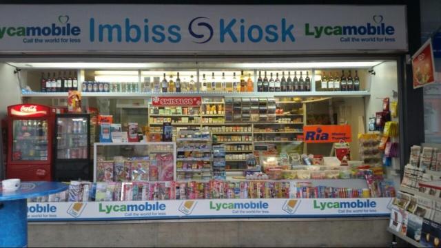 Kiosk Nachmieter gesucht in Kreuzlingen 13887475