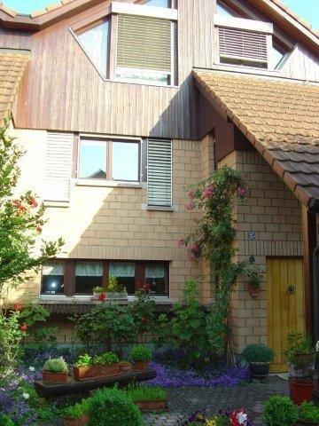 Helles ruhig gelegenes Reiheneinfamilienhaus zu vermieten 10938048
