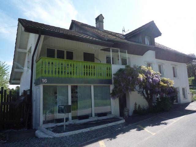Maison atypique à Murist 10905628