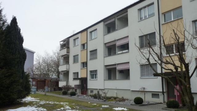 Helle 4.5-Zimmerwohnung Nähe Zentrum Oberland
