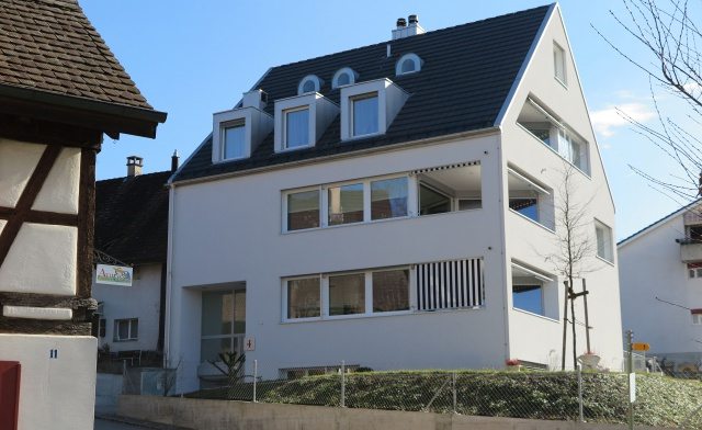 Top moderne Maisonette-Wohnung mit Studio (mit sep. Eingang)