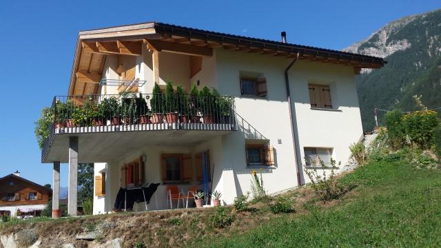 Neuwertige Wohnung in Andeer 11829997