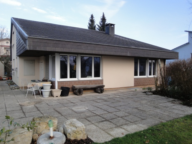 Maison 5,5 pcs, grande terrasse, grand jardin, quartier tran 11668641