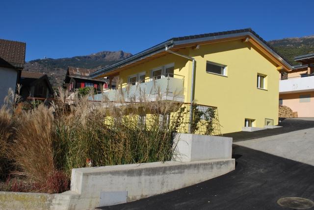 Villa neuve - à Miège VS - Libre de suite 12942909