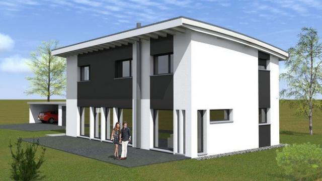 A vendre exclusif à Bulle : TERRAIN + maison individuelle 10959532