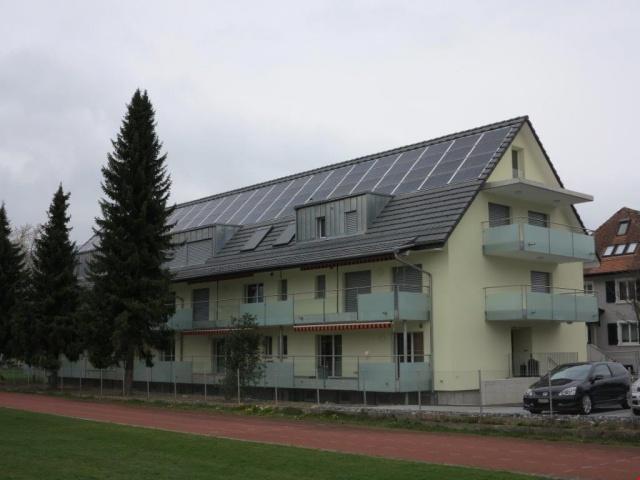 1-Zimmer-Dachwohnung mit Atelier 12778443