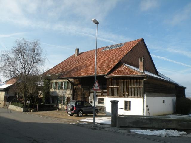 Ferme avec écuries à chevaux - Bauernhaus mit Pferdestall 13914586