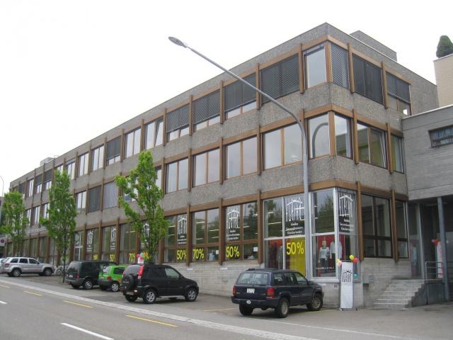 Repräsentative, grosszügige Büroräume in St.Gallen (154 m2) 11017451