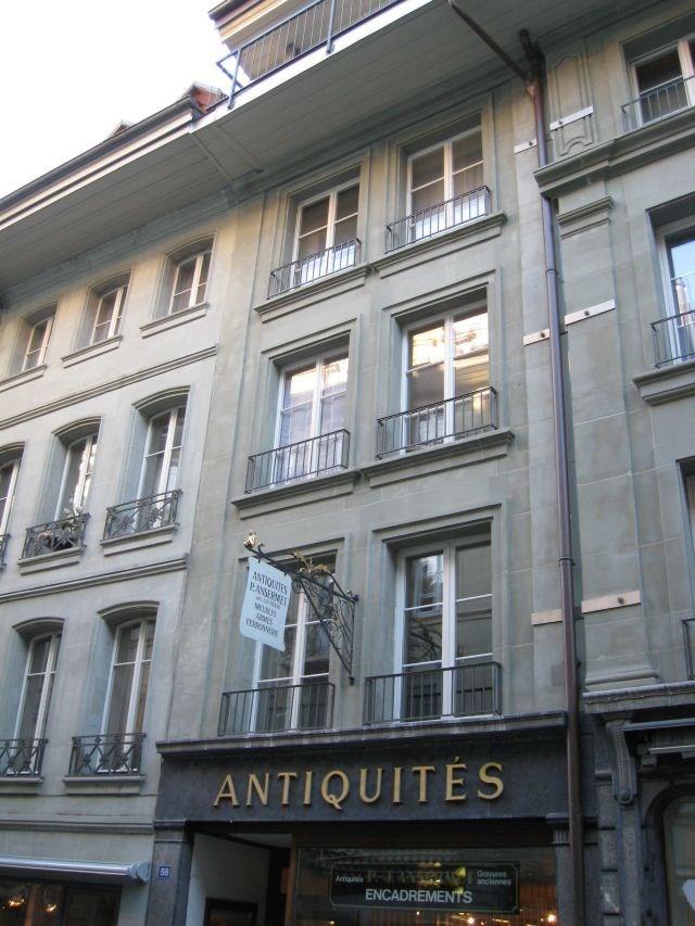 Studio sur la Rue de Lausanne