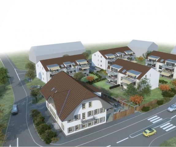 4.5-Zimmer-Dachwohnung in Gurmels 10705065