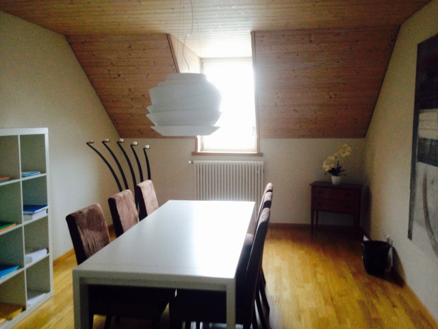 Sonnige Bijou-3-Zimmer-Wohnung, befristet bis mind. Februar