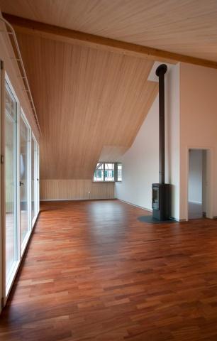 Schöne 4.5 Zimmer-Dachwohnung im Eigentumsstandard