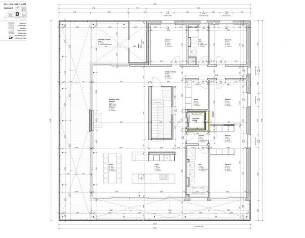 ERSTVERMIETUNG: Exklusive 5 ½-Zimmerwohnung Attika (Nähe Bah