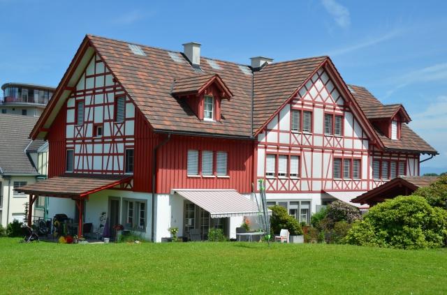 Attraktives 6.5-Zi.-Haus (Reihenhaus) 12399908