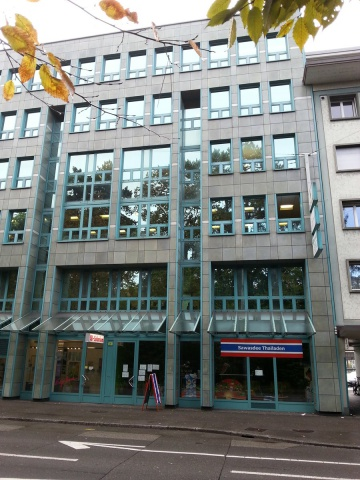 Büroräumlichkeiten im Zentrum von Aarau 8858072