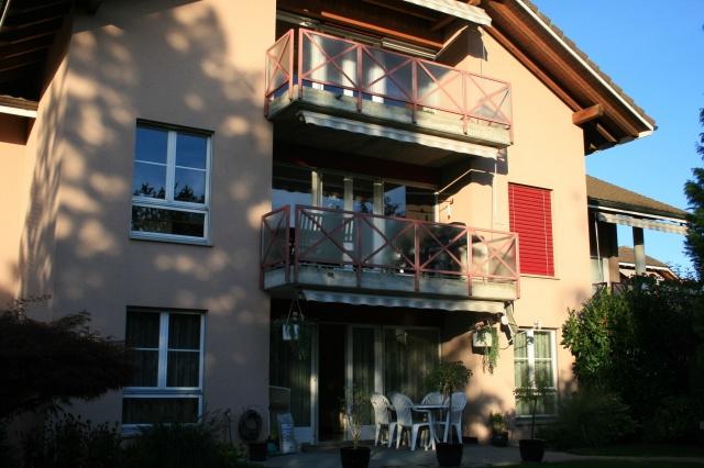 Grosse, ruhige 3.5 Zimmer Wohnung im 1. Stock in Galmiz bei  13925402