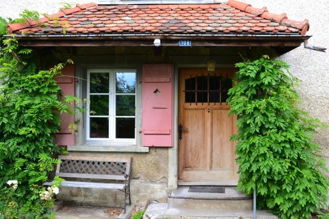 stadtnah im Grünen in saniertem Bauernhaus