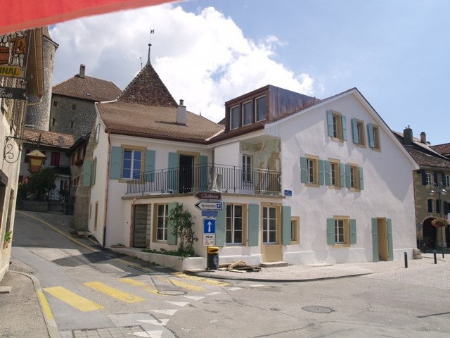 Maison villageoise de 5.5 pièces à Boudry 8610287