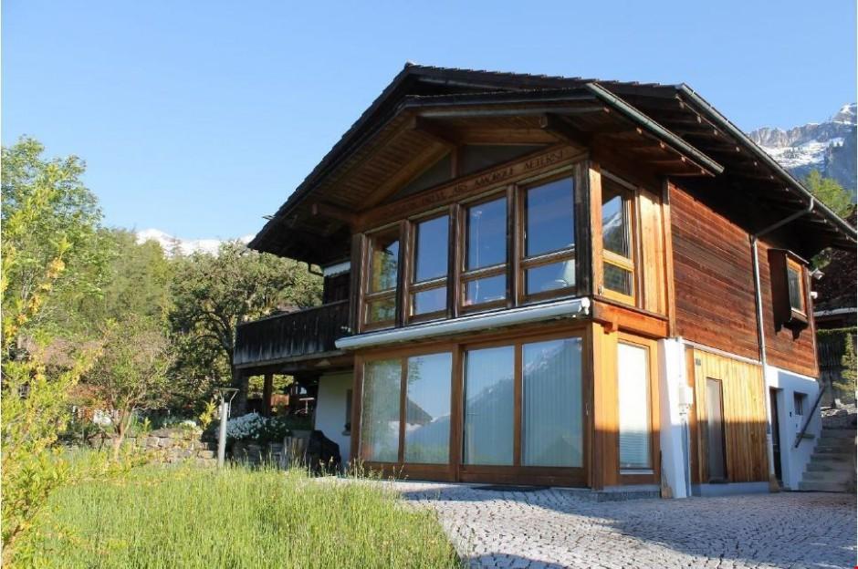 Einfamilienhaus mit Studio