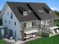 **Exklusives Doppeleinfamilienhaus in Rickenbach ZH**