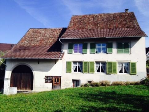 1/2 - Anteil an Bauernhaus / 3.5 Zimmer - ETW