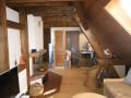 1.5 Zimmer Dachwohnung mit Balkon und Seesicht