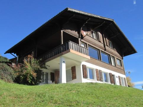 2- Familienchalet an schönster Lage in Schönried