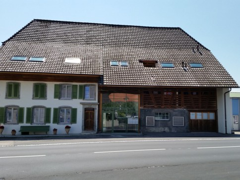 2.5 Zi. Eigentumswohnungen im Bauernhaus