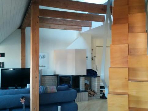 2.5 Zimmer Dachwohnung mit Balkon direkt am Breitenrainplatz!
