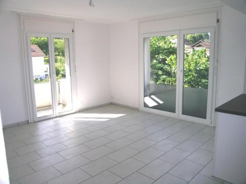 3 1/2 (4)-Zimmerwohnung an ruhiger Lage nahe Sälipark
