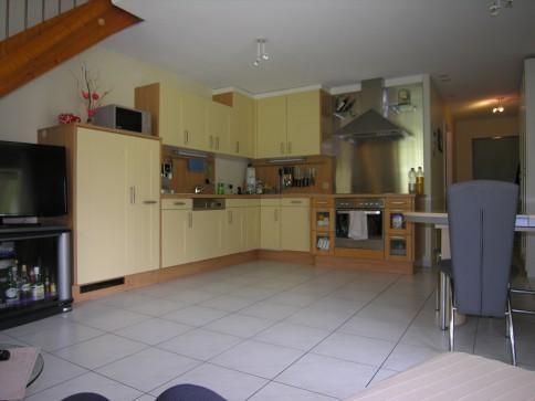 3 1/2 Zimmer-Maisonette-Dachwohnung mit Bastelraum und EHP